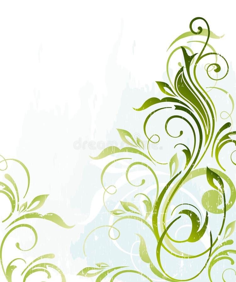 tło kwiecisty ilustracji