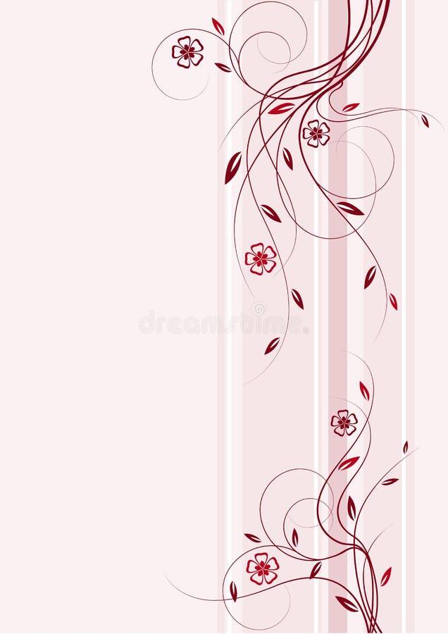 tło kwiecisty abstrakcyjne ilustracji