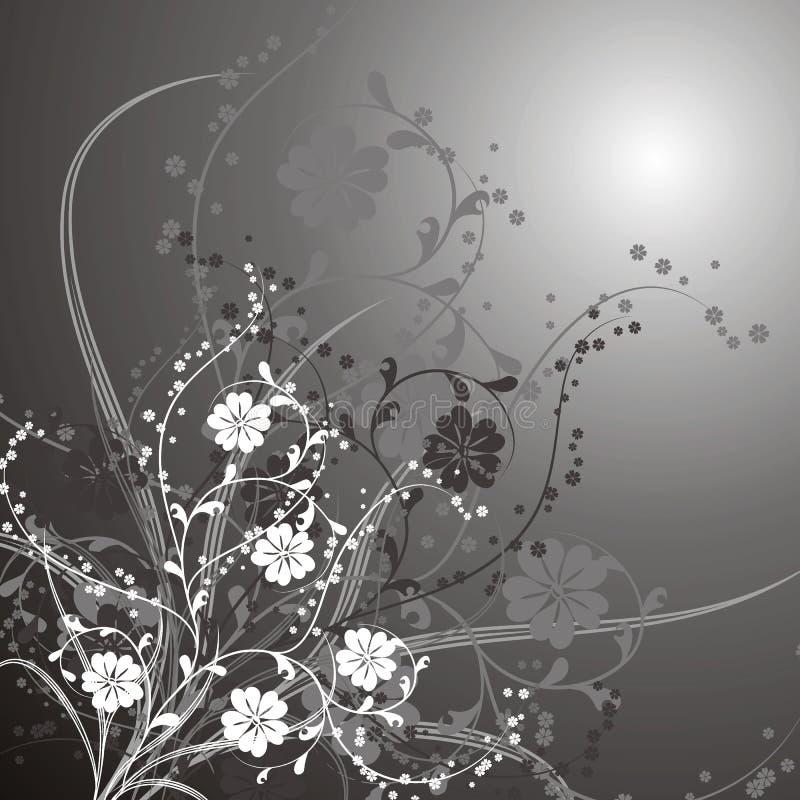 tło kwiecisty wektora ilustracja wektor