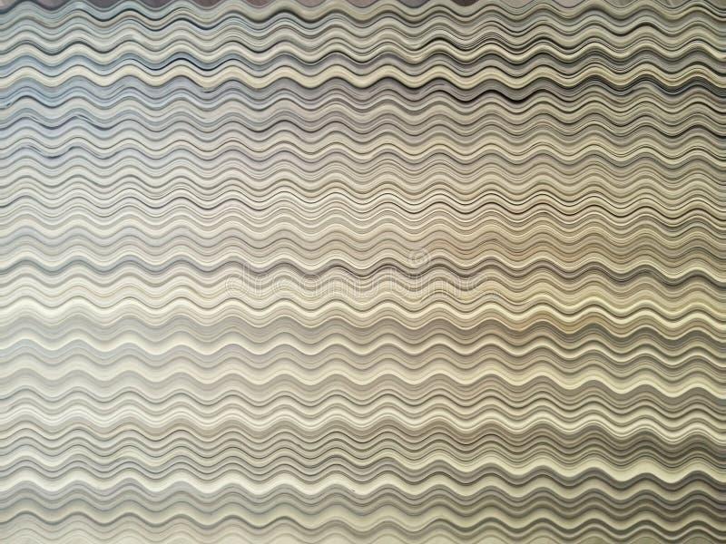 Tło lub tekstura pluskoczący abstrakcjonistyczny wykoślawienie na stercie papiery obraz stock