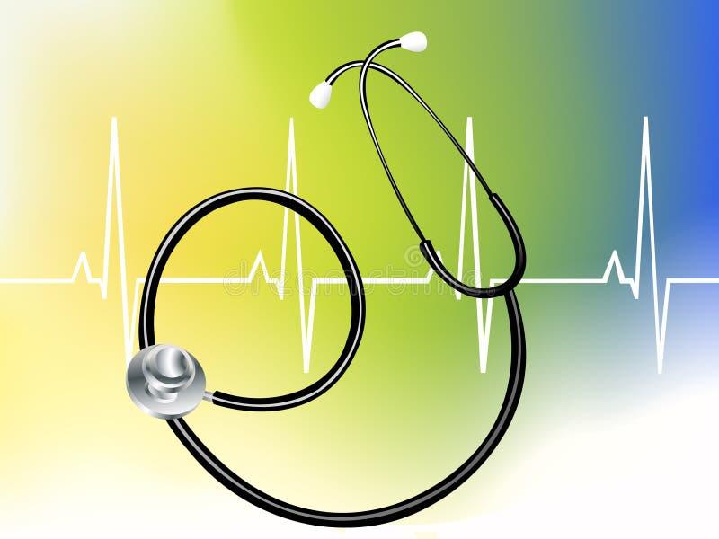 tło medyczny ilustracji