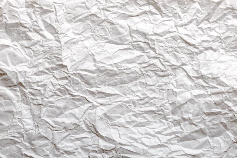 tło miący papierowy tekstury biel zdjęcie stock