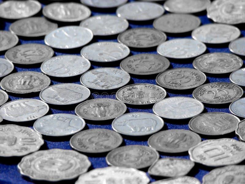 tło monety obraz royalty free