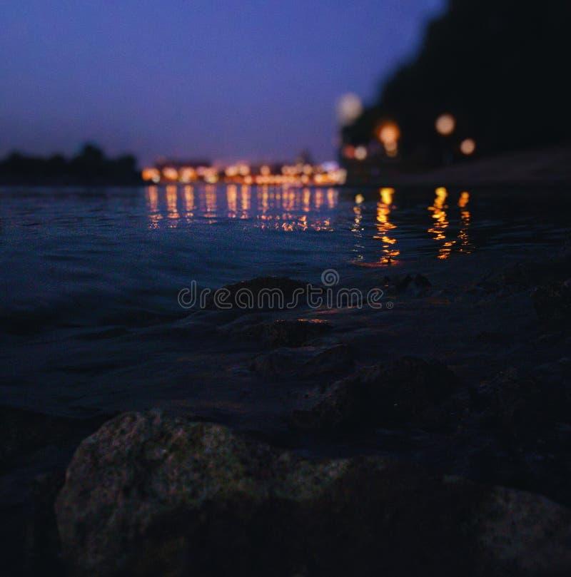 tło noc ciemnawa pożarnicza zdjęcie royalty free