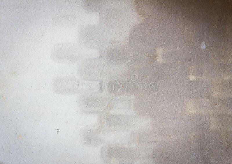 Tło od wysokość wyszczególniającej czerepu kamienia betonowej ściany zdjęcia stock