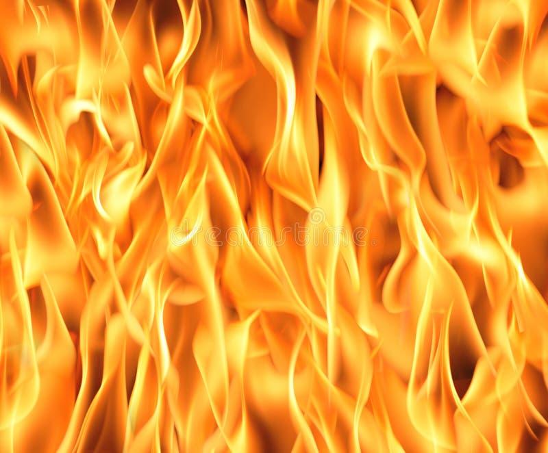 tło ogień zdjęcia stock