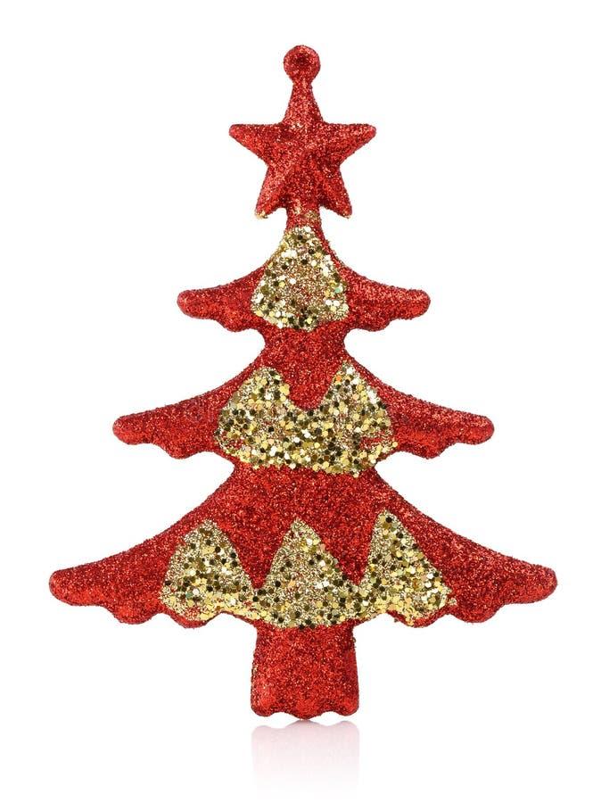 tło ornamentu świątecznej czerwony odizolowane białe drzewo obrazy royalty free