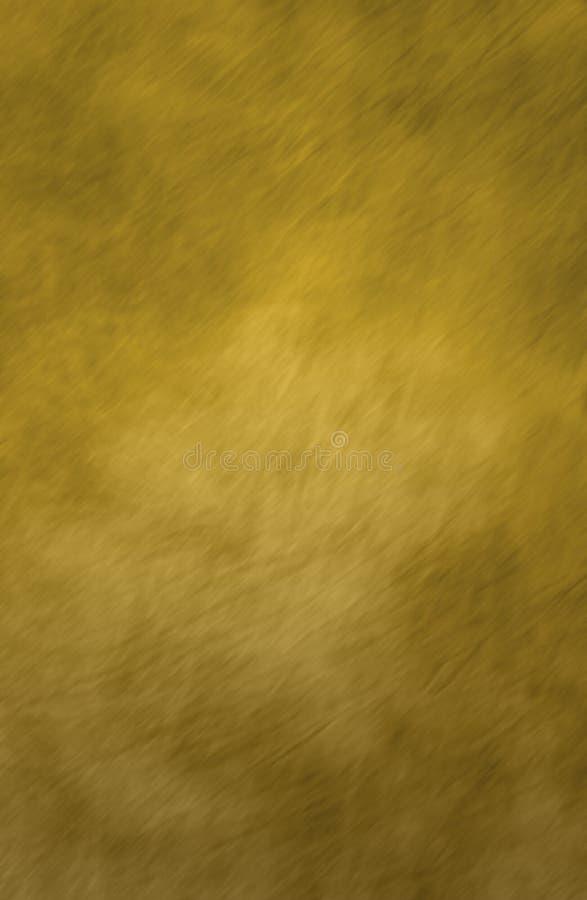 tło płótna zielone żółty royalty ilustracja