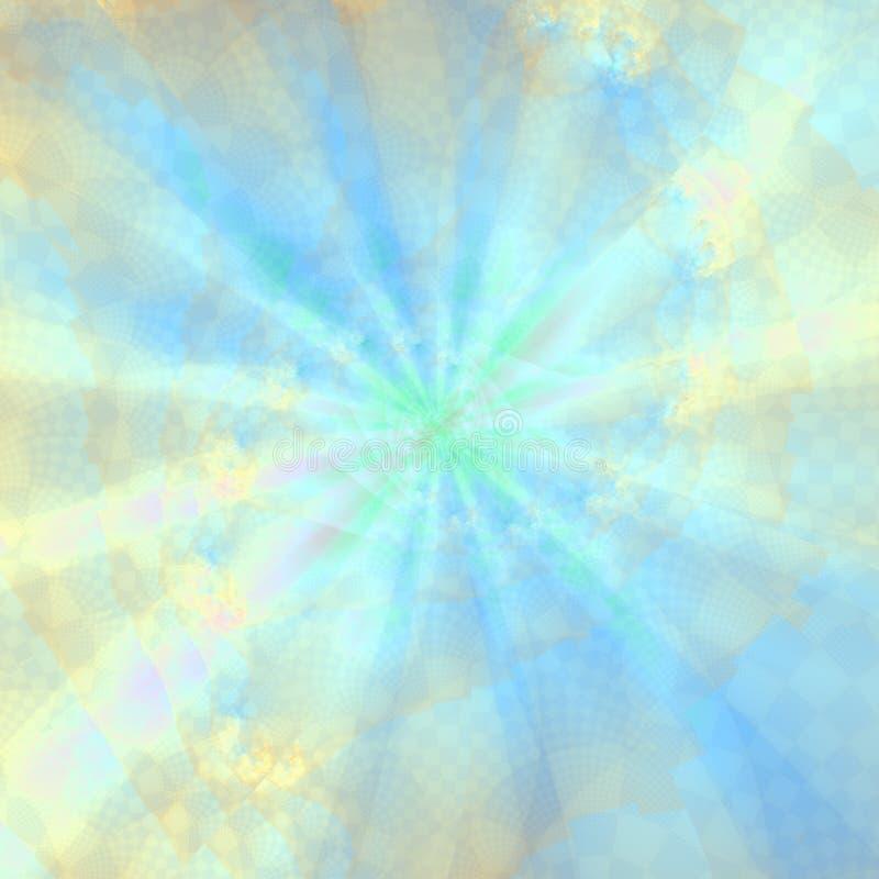 tło pastel abstrakcyjne royalty ilustracja