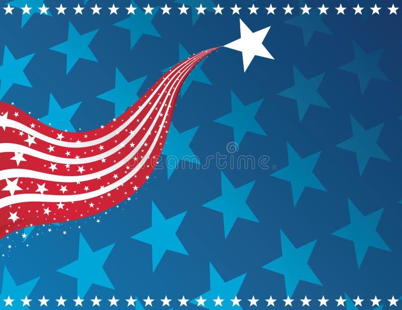 tło patriotyczny ilustracji