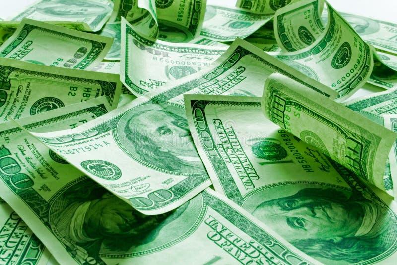 tło pieniądze fotografia stock