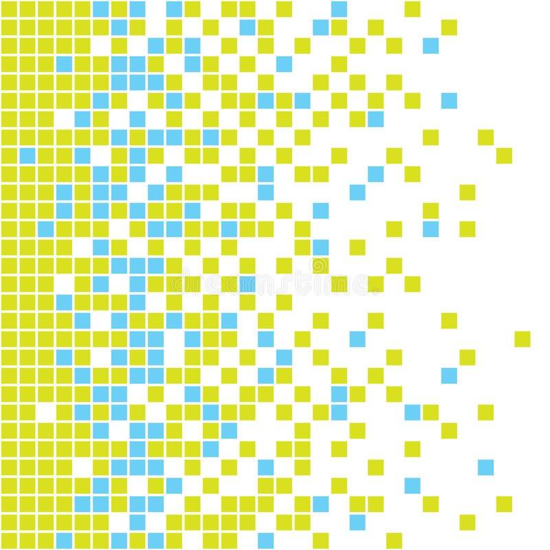 tło piksel ilustracja wektor