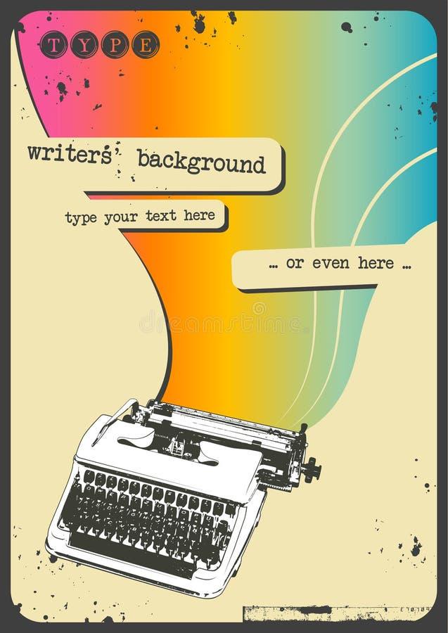 tło pisarzi