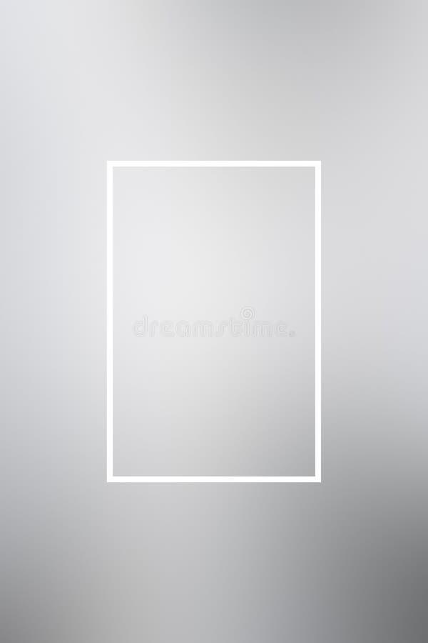 Tło plamy gradientu ramy abstrakt, plakat ilustracja wektor
