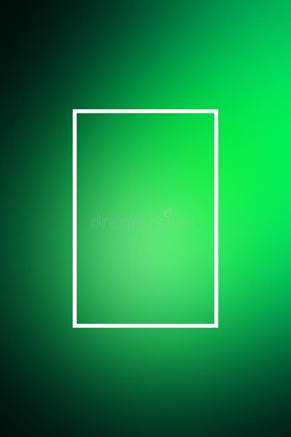 Tło plamy gradientu ramy abstrakt, szablon broszura ilustracji