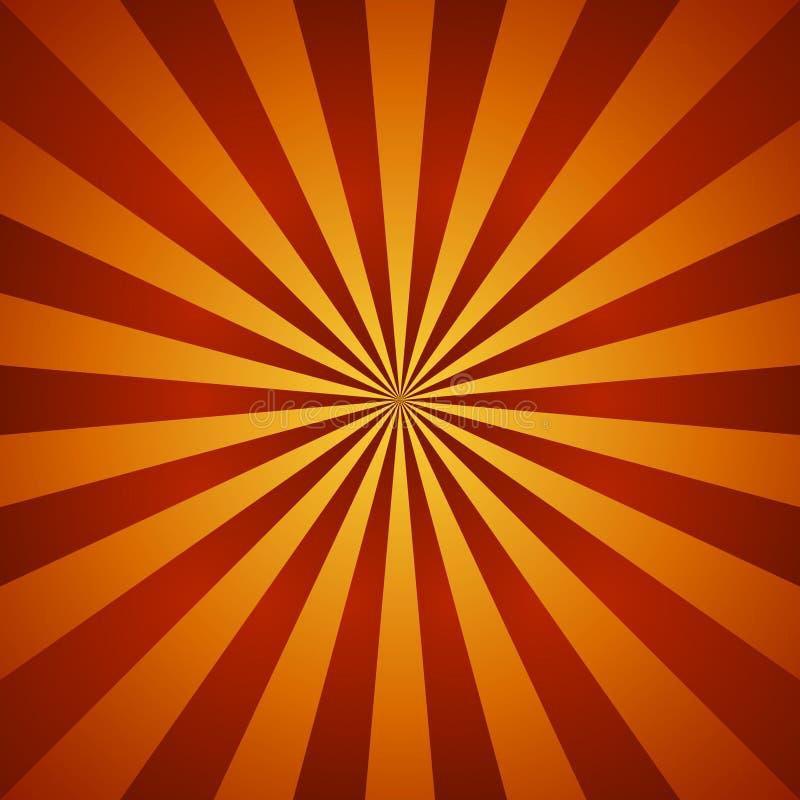 tło promieniowy ilustracja wektor