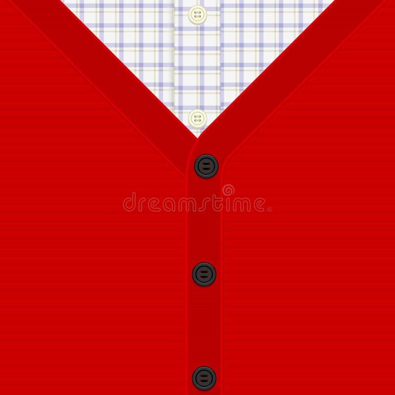 tło pulower ilustracji