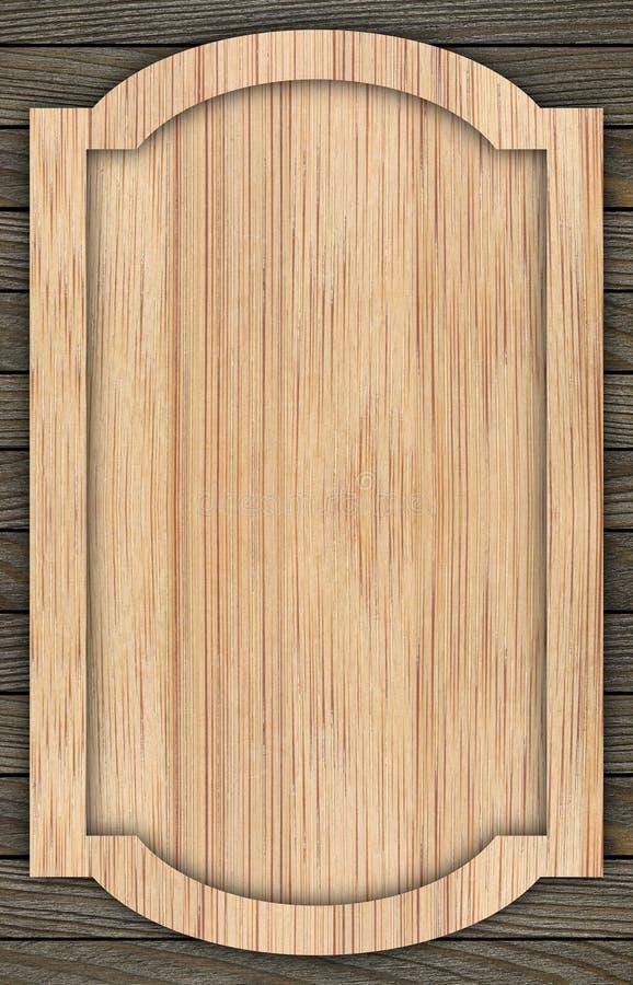 Tło robić drewno zdjęcie stock