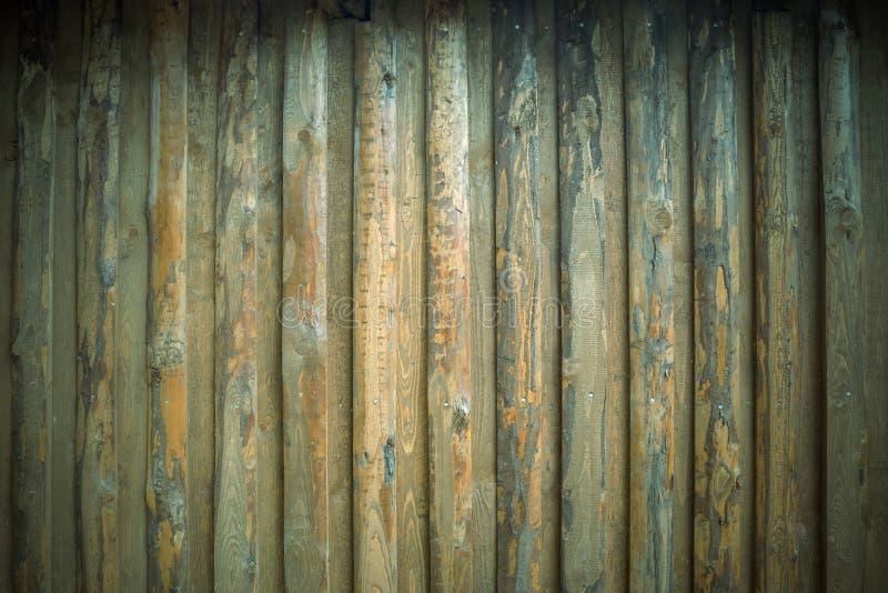 Tło stare drewniane deski fotografia stock
