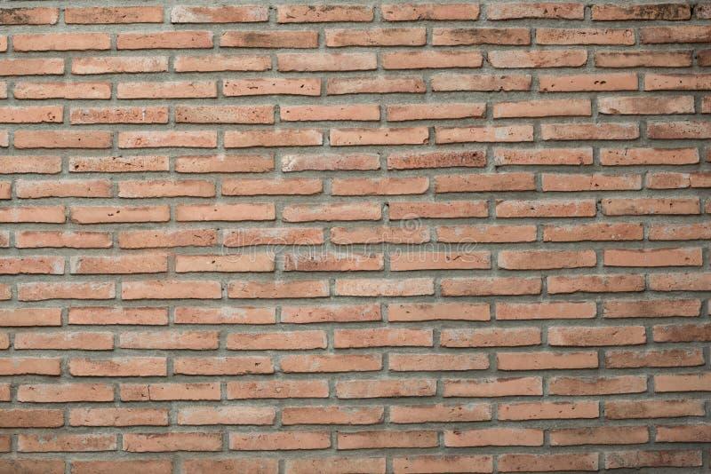 Tło stary rocznika ściana z cegieł obrazy royalty free