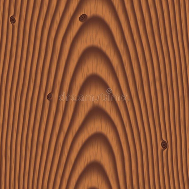 tło supła drewna royalty ilustracja