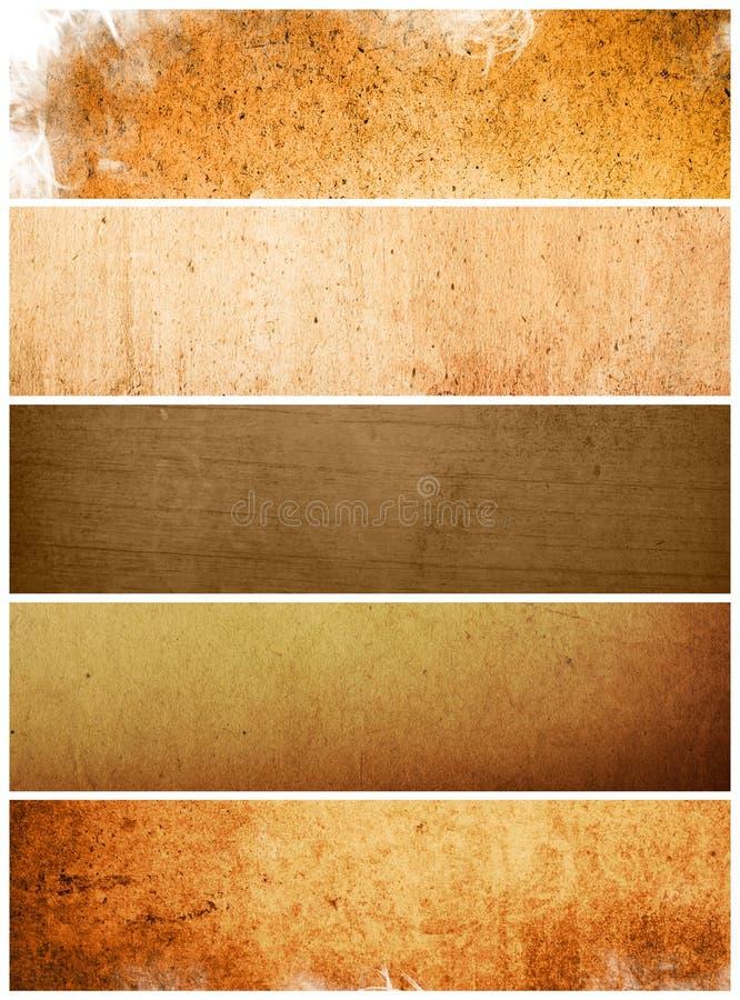 tło sztandarów wielkie tekstury ilustracji