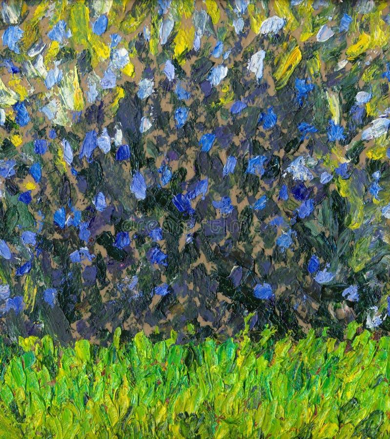 Tło sztuki abstrakcyjnej zdjęcie stock
