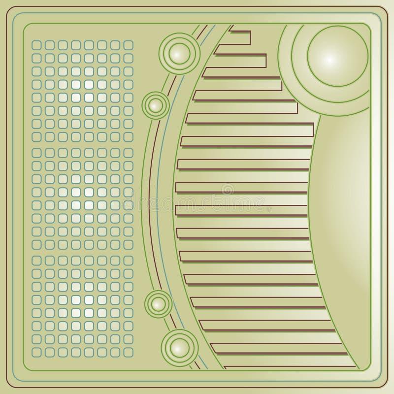 tło techniczny ilustracji