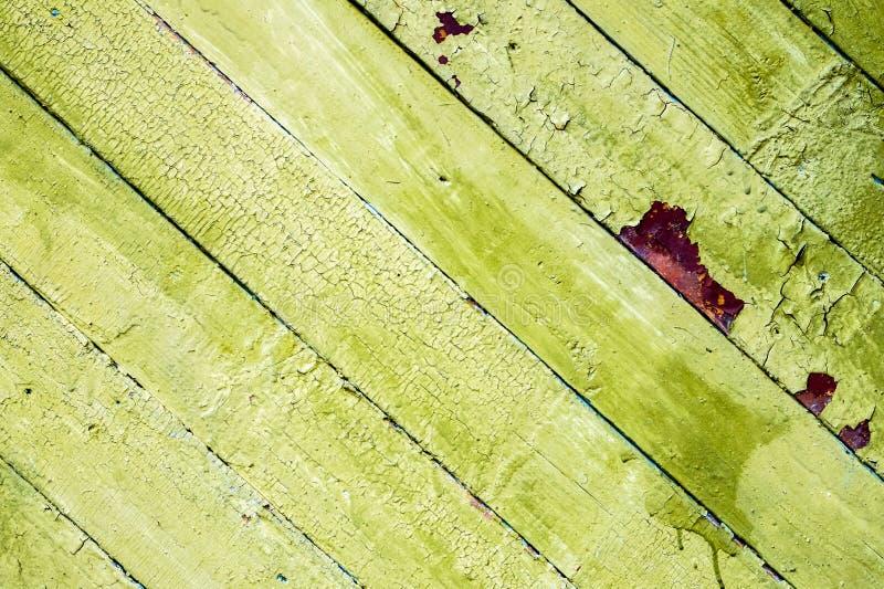 Tło tekstura błękitnej zieleni deski zdjęcie stock