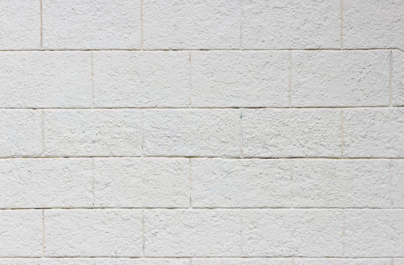 tło tekstura biały Wagi lekkiej betonowy blok, surowy materiał dla przemysłowej ściany lub dom, Pieniąca się, zdjęcia stock