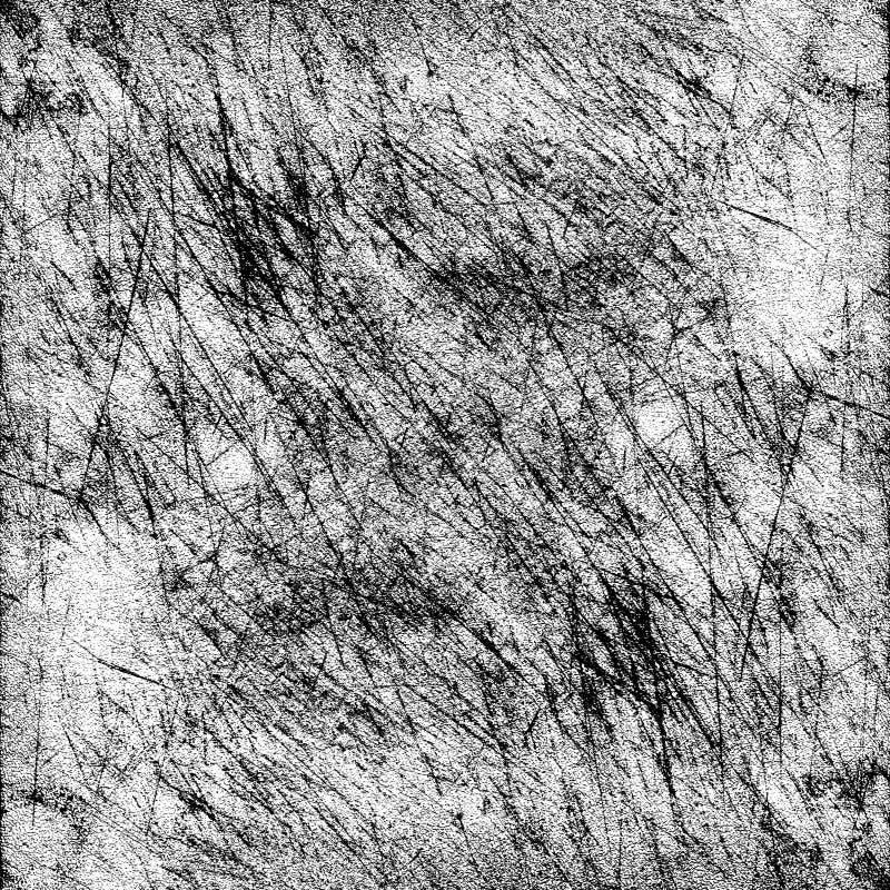 tło tekstura czarny porysowana fotografia stock