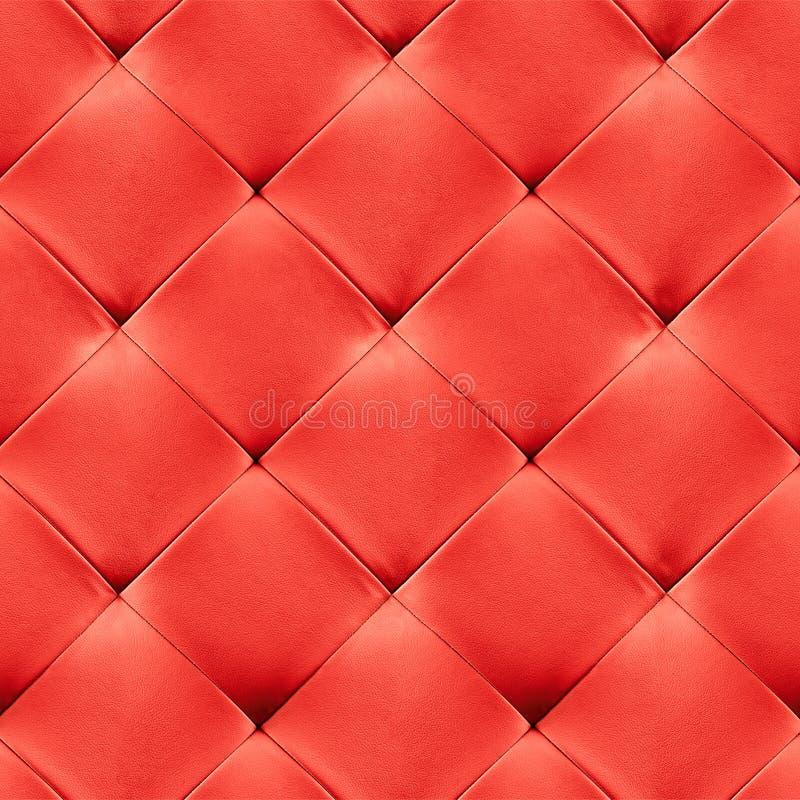 tło tekstura rzemienna naturalna czerwona zdjęcia royalty free