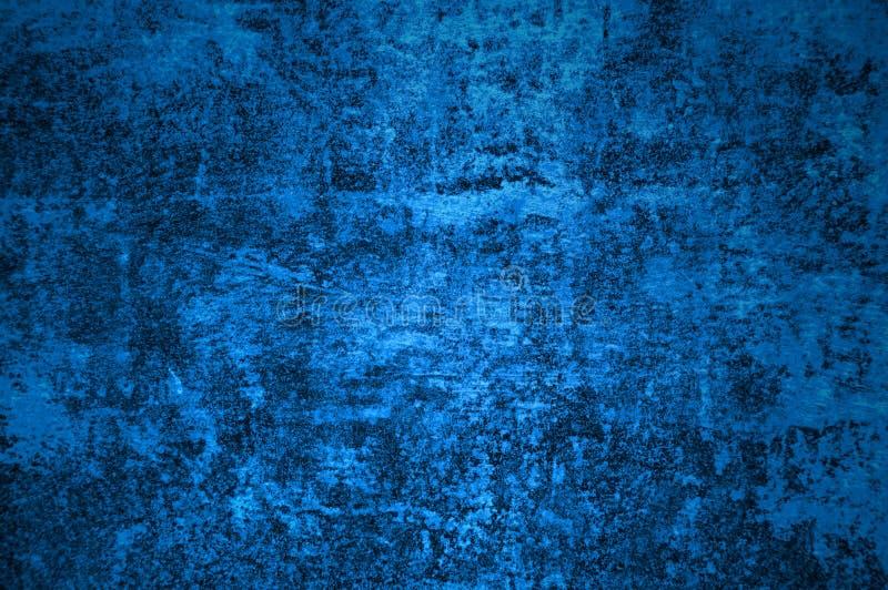 Tło tekstura z zmroku - błękitnym i bławym kolorem ilustracja wektor