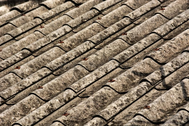 Tło, tekstura, zakończenie w górę dachowej tekstury dla tła fotografia royalty free