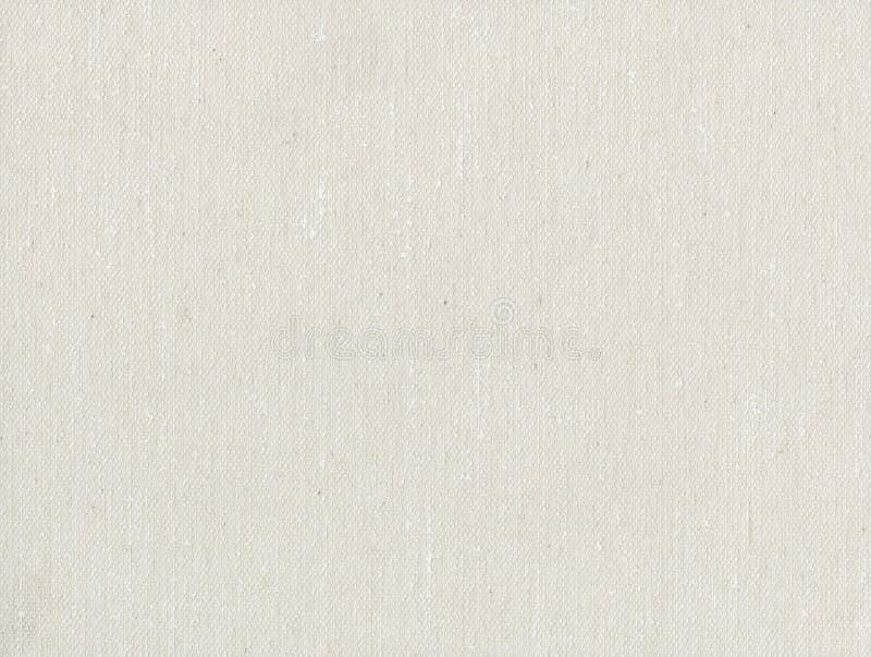 Tło, tekstury świetna bieliźniana kanwa Świetna tekstylna beżowa tło tekstura obraz stock