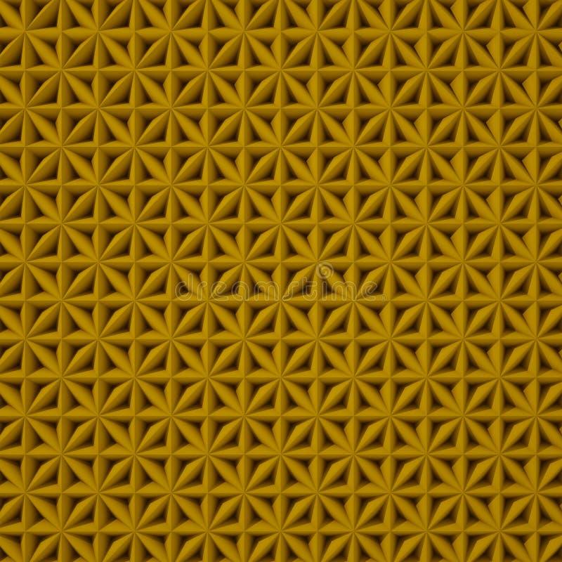 Tło tekstury kolor żółty fotografia stock