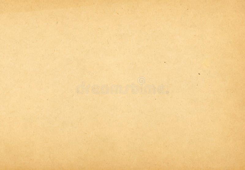 Tło tekstury papieru beżowego obraz stock