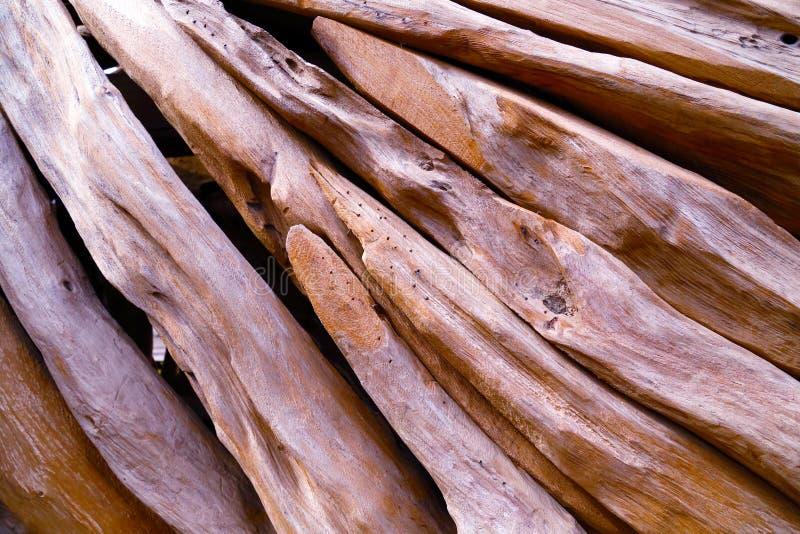 Tło tekstury wzór starej stajni drewniane deski - nieociosany kowbojski antykwarski rocznika styl fotografia royalty free