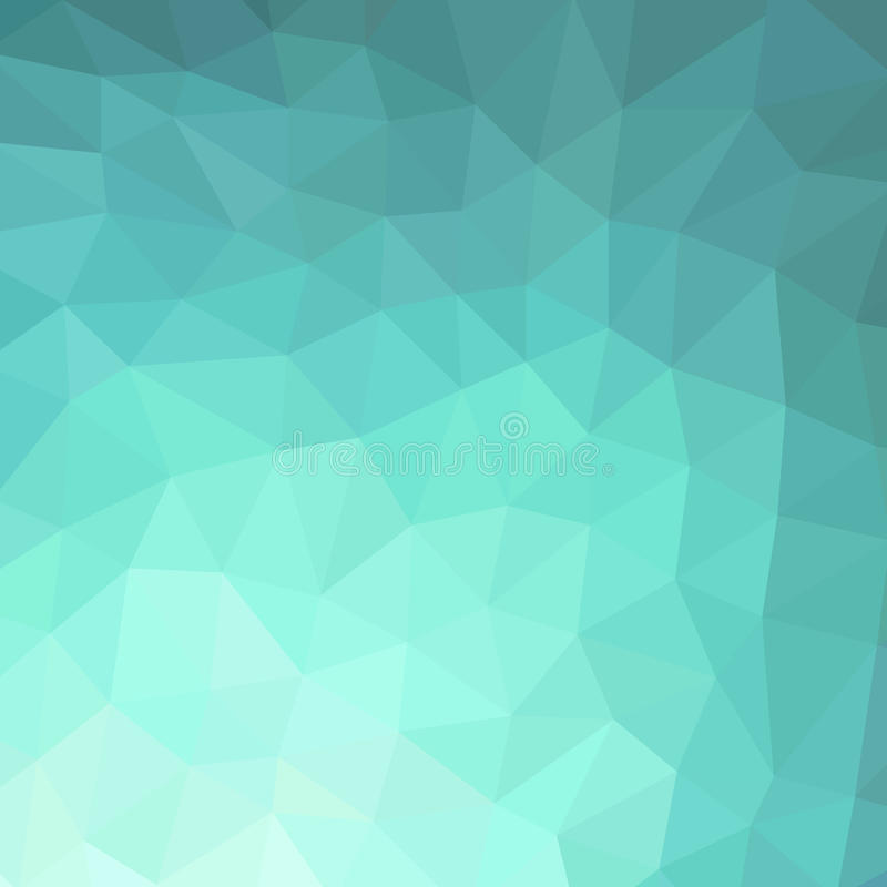 Tło turkusowy rhombus ilustracji