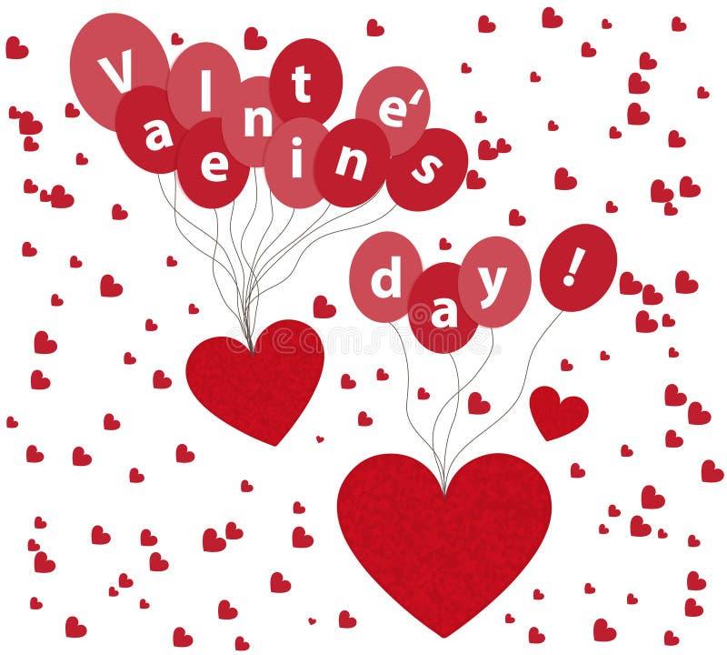 Download Tło Walentynek Dzień Z Sercami Ilustracja Wektor - Ilustracja złożonej z dekoracyjny, piękny: 65225674