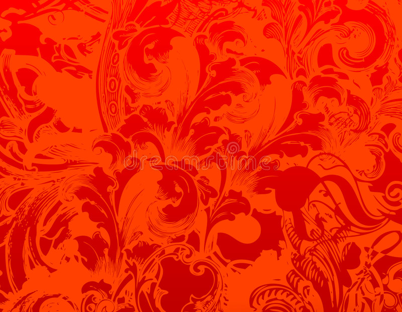 tło wiktoriański royalty ilustracja
