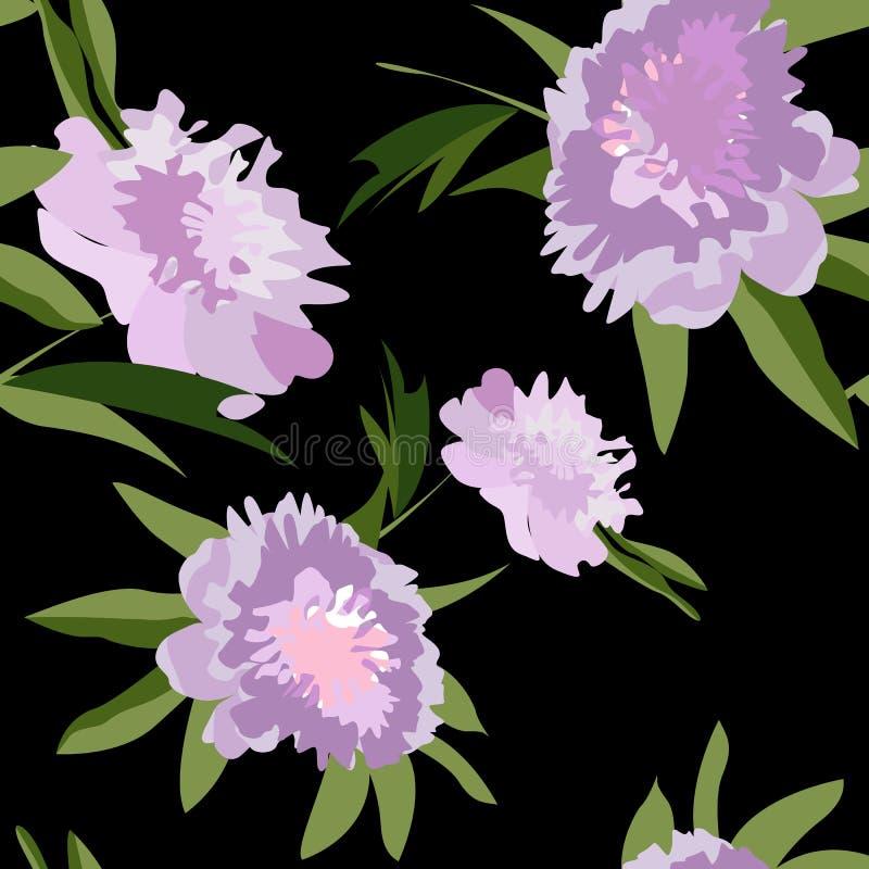 tło wizytówki elementów kwieciści kwiaty ustawiający wektor obrazy royalty free