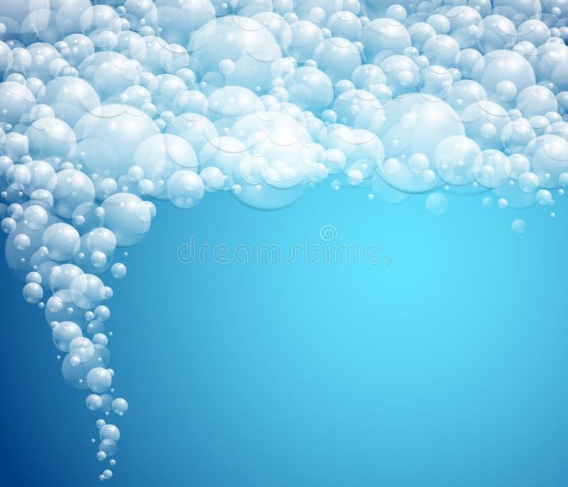 tło woda ilustracji