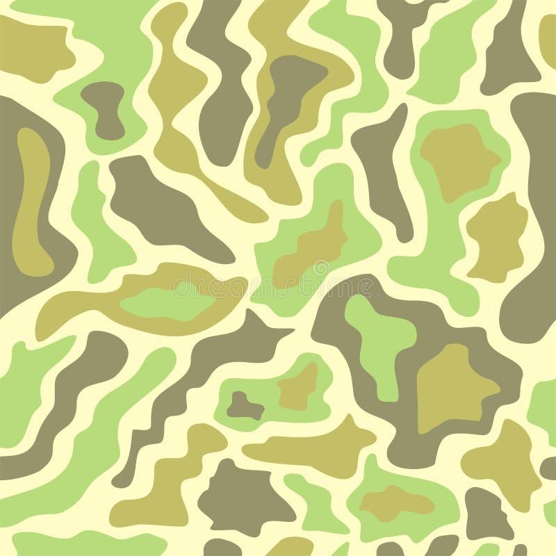 tło wojskowy ilustracja wektor