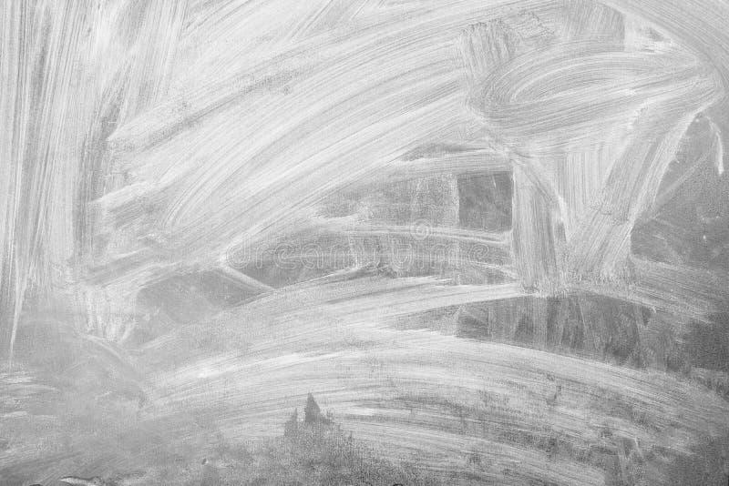 Tło wymazujący chalkboard obrazy royalty free