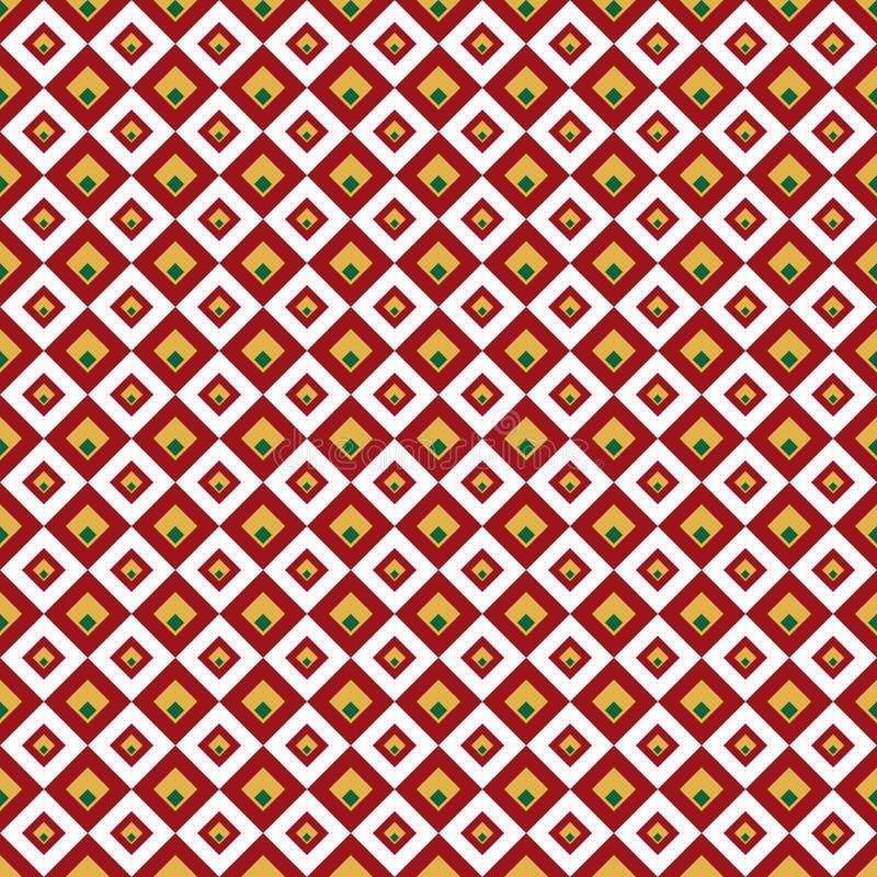 Tło z abstrakcjonistycznym rhombus zdjęcia royalty free
