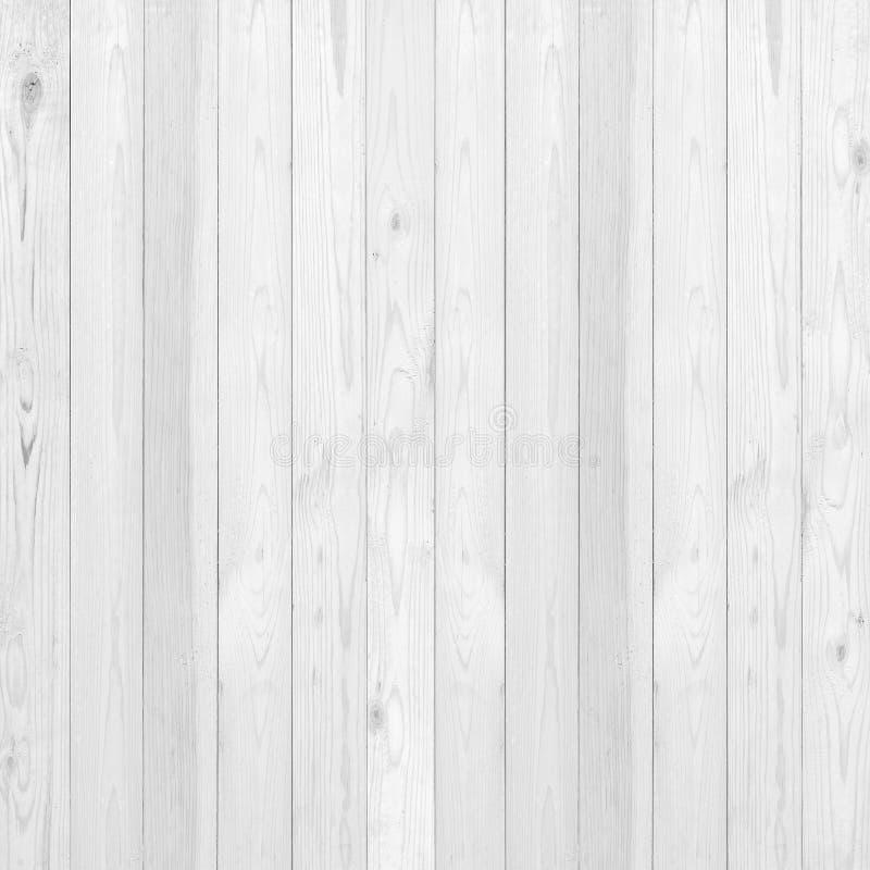 Tło z białej deski sosnowej obrazy royalty free