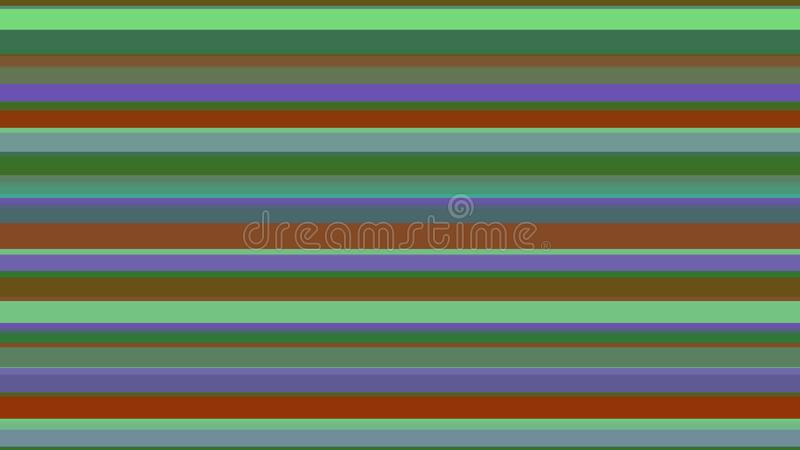 Tło z kolor liniami Różni cienie i gęstość ilustracja wektor