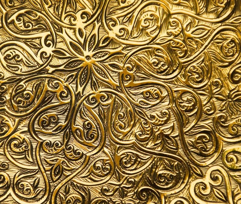 Tło z orientalnymi ornamentami ilustracji