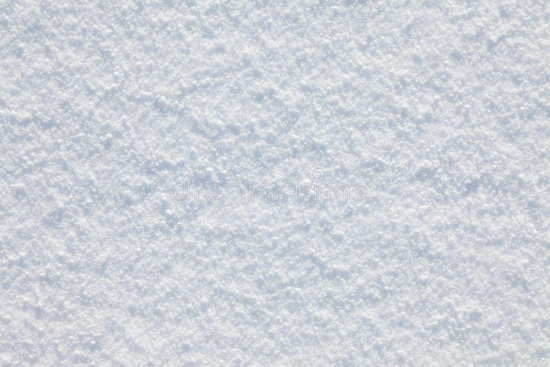 Tło z teksturą śniegu obraz royalty free
